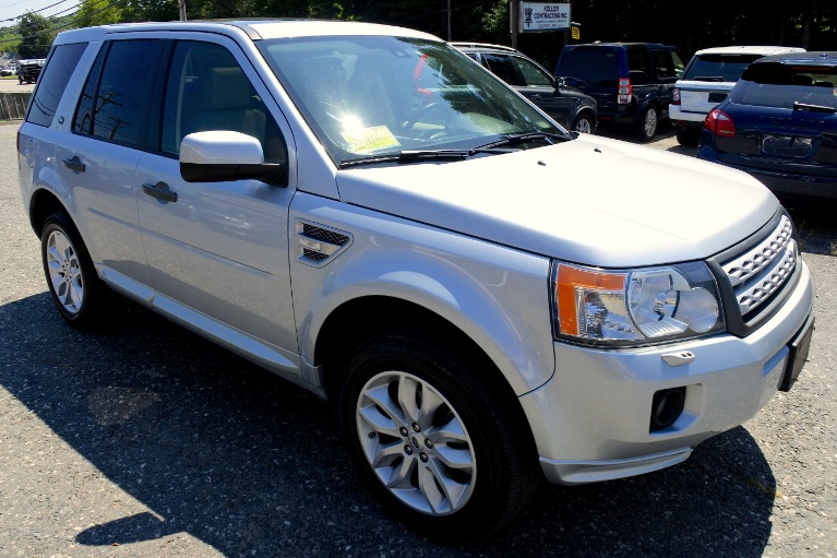 Used 2011 Land Rover Lr2 AWD 4dr HSE Used 2011 Land Rover Lr2 AWD 4dr HSE for sale  at Metro West Motorcars LLC in Shrewsbury MA 7