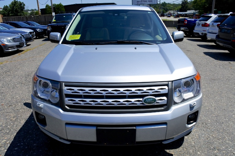 Used 2011 Land Rover Lr2 AWD 4dr HSE Used 2011 Land Rover Lr2 AWD 4dr HSE for sale  at Metro West Motorcars LLC in Shrewsbury MA 8