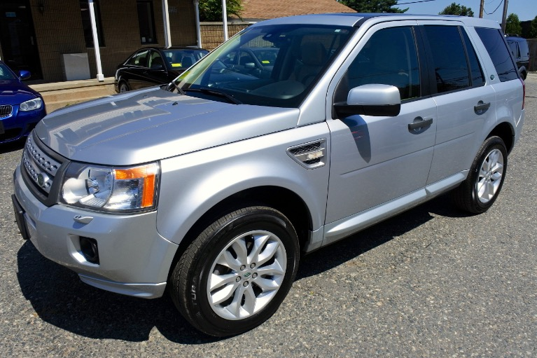 Used Used 2011 Land Rover Lr2 AWD 4dr HSE for sale $9,900 at Metro West Motorcars LLC in Shrewsbury MA