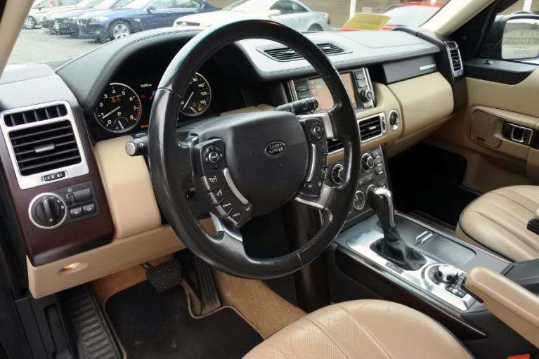 Used 2011 Land Rover Range Rover HSE LUX Used 2011 Land Rover Range Rover HSE LUX for sale  at Metro West Motorcars LLC in Shrewsbury MA 12