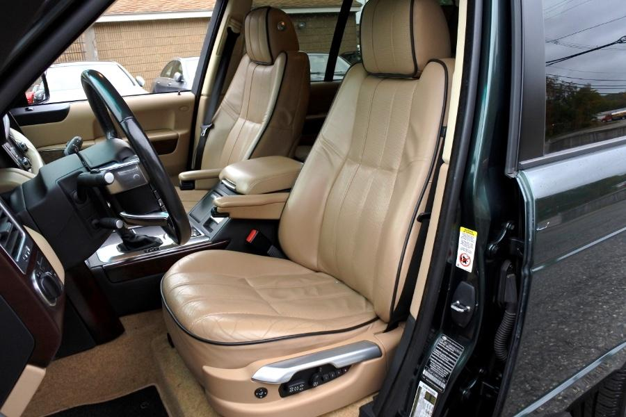 Used 2011 Land Rover Range Rover 4WD 4dr HSE LUX Used 2011 Land Rover Range Rover 4WD 4dr HSE LUX for sale  at Metro West Motorcars LLC in Shrewsbury MA 13