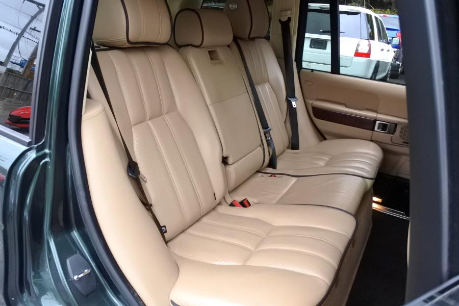 Used 2011 Land Rover Range Rover 4WD 4dr HSE LUX Used 2011 Land Rover Range Rover 4WD 4dr HSE LUX for sale  at Metro West Motorcars LLC in Shrewsbury MA 16