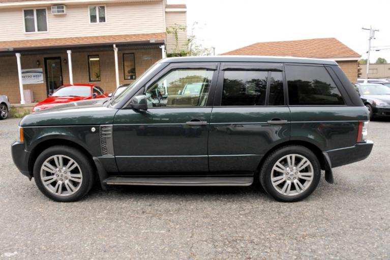 Used 2011 Land Rover Range Rover HSE LUX Used 2011 Land Rover Range Rover HSE LUX for sale  at Metro West Motorcars LLC in Shrewsbury MA 2