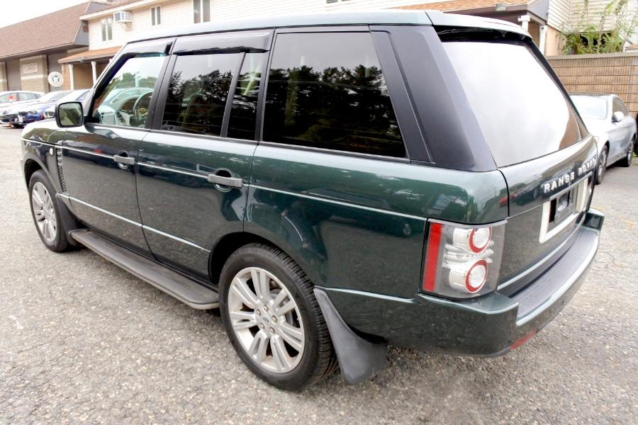 Used 2011 Land Rover Range Rover HSE LUX Used 2011 Land Rover Range Rover HSE LUX for sale  at Metro West Motorcars LLC in Shrewsbury MA 3