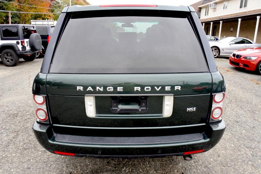 Used 2011 Land Rover Range Rover 4WD 4dr HSE LUX Used 2011 Land Rover Range Rover 4WD 4dr HSE LUX for sale  at Metro West Motorcars LLC in Shrewsbury MA 4