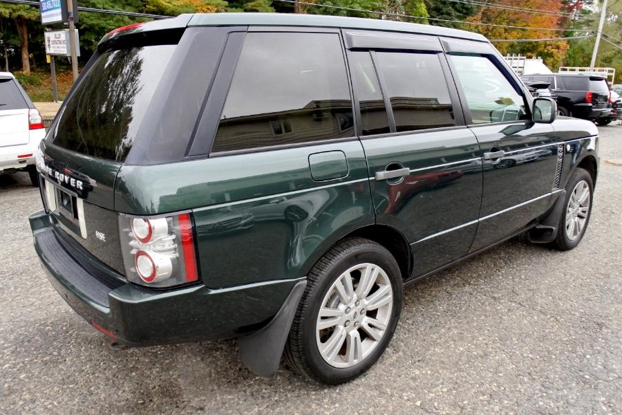 Used 2011 Land Rover Range Rover HSE LUX Used 2011 Land Rover Range Rover HSE LUX for sale  at Metro West Motorcars LLC in Shrewsbury MA 5