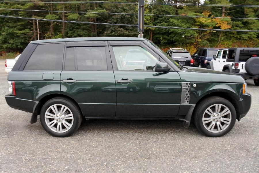 Used 2011 Land Rover Range Rover HSE LUX Used 2011 Land Rover Range Rover HSE LUX for sale  at Metro West Motorcars LLC in Shrewsbury MA 6