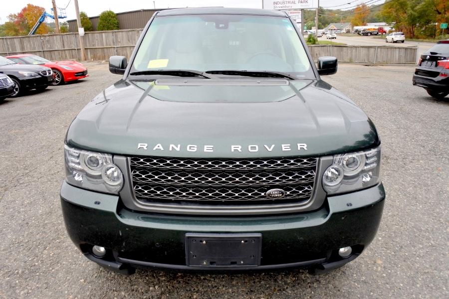 Used 2011 Land Rover Range Rover 4WD 4dr HSE LUX Used 2011 Land Rover Range Rover 4WD 4dr HSE LUX for sale  at Metro West Motorcars LLC in Shrewsbury MA 8