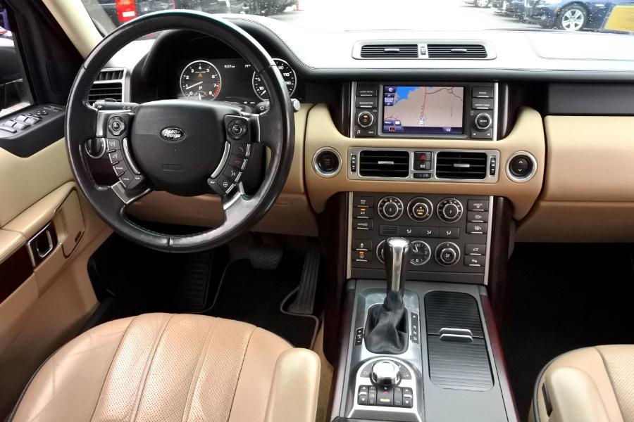 Used 2011 Land Rover Range Rover 4WD 4dr HSE LUX Used 2011 Land Rover Range Rover 4WD 4dr HSE LUX for sale  at Metro West Motorcars LLC in Shrewsbury MA 9