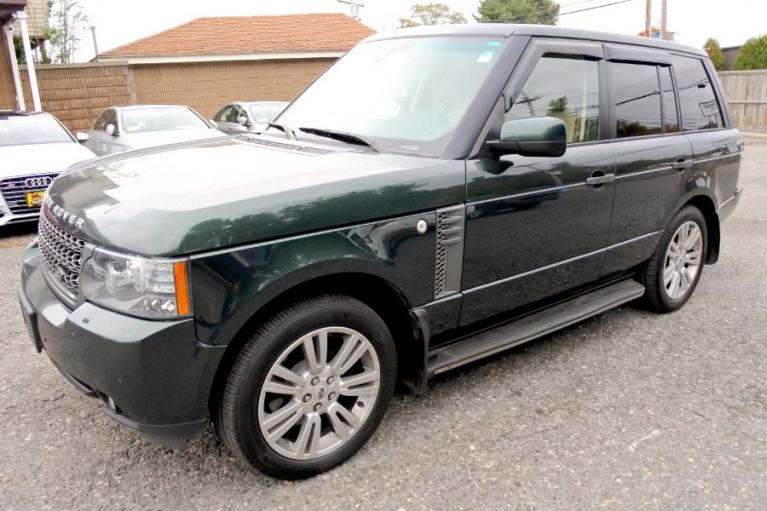 Used 2011 Land Rover Range Rover HSE LUX Used 2011 Land Rover Range Rover HSE LUX for sale  at Metro West Motorcars LLC in Shrewsbury MA 1