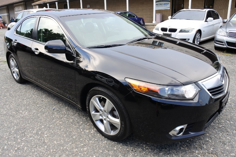 Used 2011 Acura Tsx 4dr Sdn I4 Man Tech Pkg Used 2011 Acura Tsx 4dr Sdn I4 Man Tech Pkg for sale  at Metro West Motorcars LLC in Shrewsbury MA 7