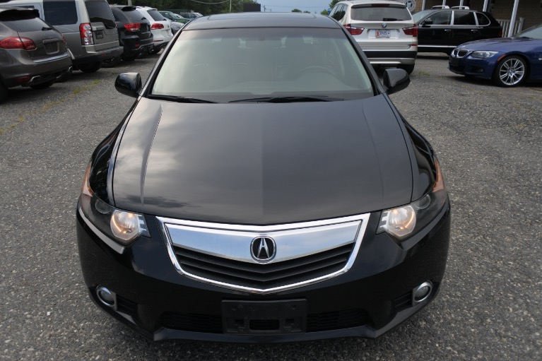 Used 2011 Acura Tsx 4dr Sdn I4 Man Tech Pkg Used 2011 Acura Tsx 4dr Sdn I4 Man Tech Pkg for sale  at Metro West Motorcars LLC in Shrewsbury MA 8