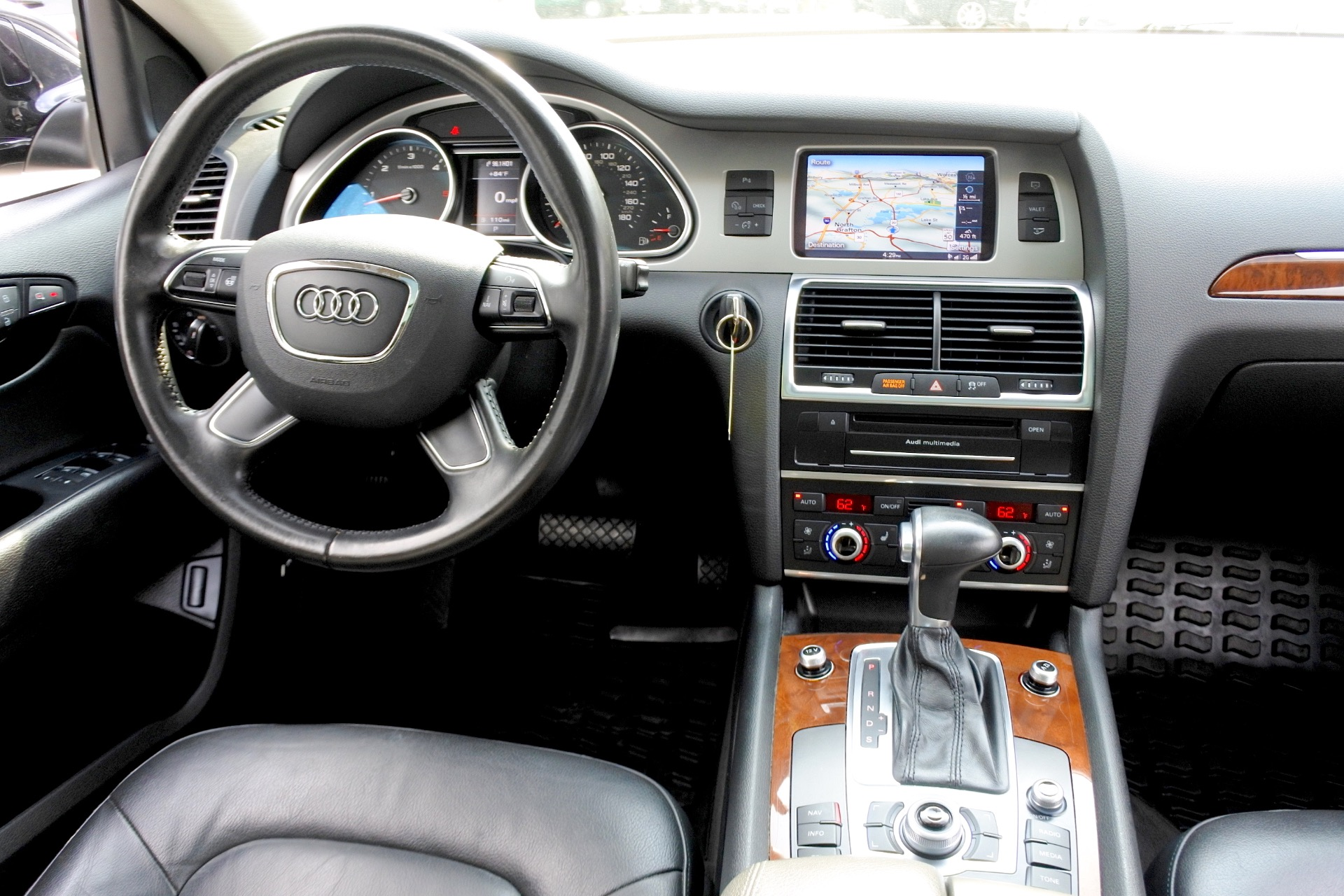 Used 2013 Audi Q7 TDI Premium Plus Used 2013 Audi Q7 TDI Premium Plus for sale  at Metro West Motorcars LLC in Shrewsbury MA 10