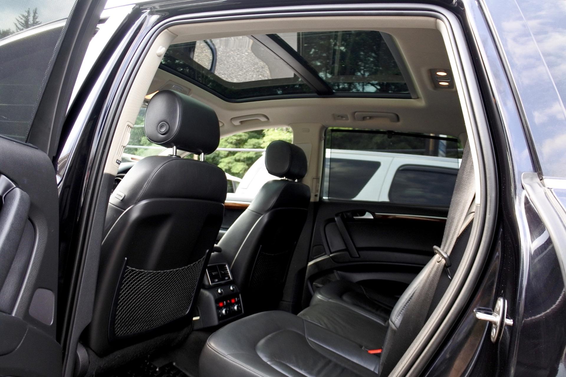 Used 2013 Audi Q7 TDI Premium Plus Used 2013 Audi Q7 TDI Premium Plus for sale  at Metro West Motorcars LLC in Shrewsbury MA 15