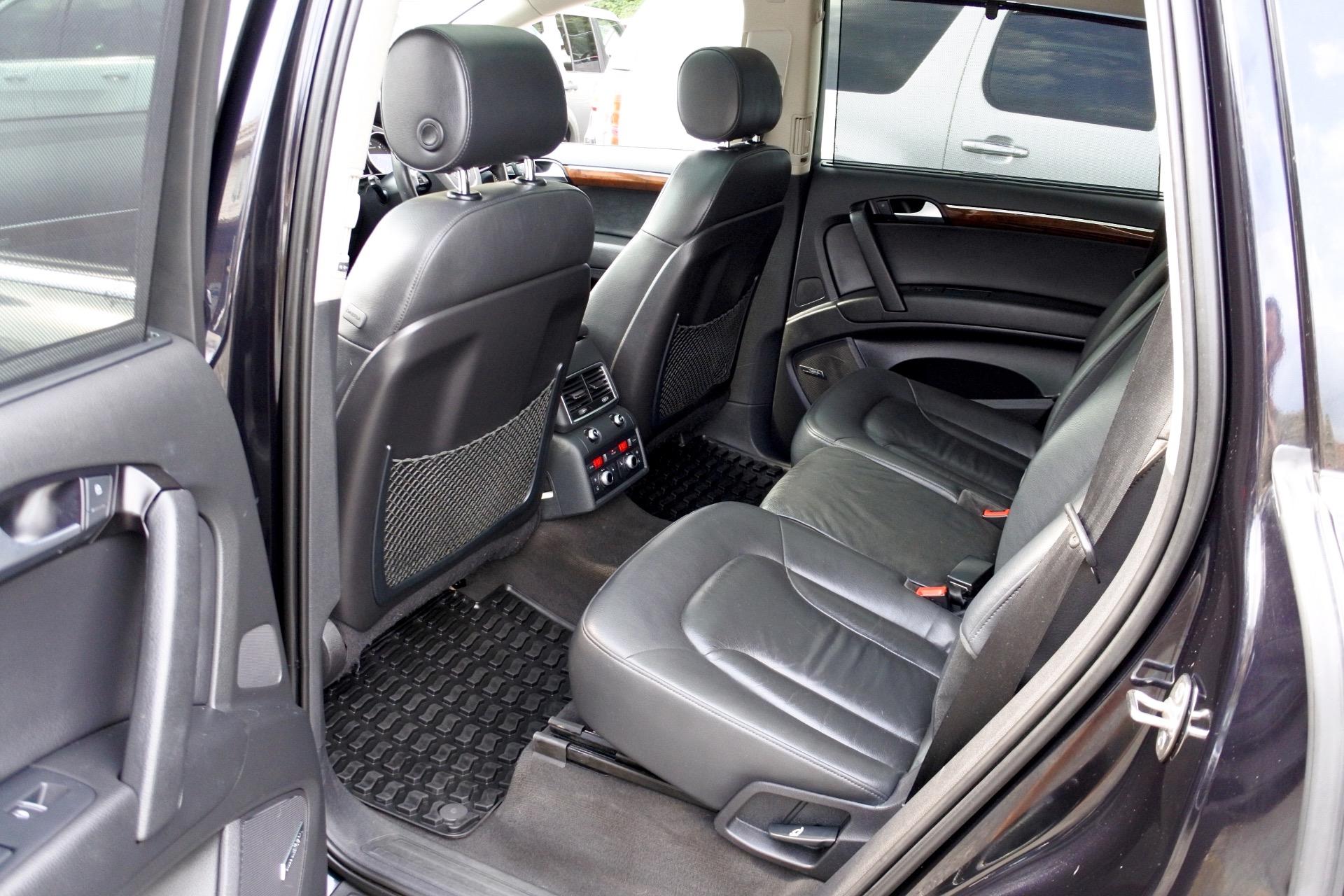 Used 2013 Audi Q7 TDI Premium Plus Used 2013 Audi Q7 TDI Premium Plus for sale  at Metro West Motorcars LLC in Shrewsbury MA 16