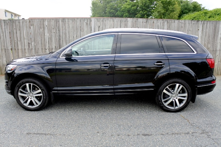 Used 2013 Audi Q7 TDI Premium Plus Quattro Used 2013 Audi Q7 TDI Premium Plus Quattro for sale  at Metro West Motorcars LLC in Shrewsbury MA 2