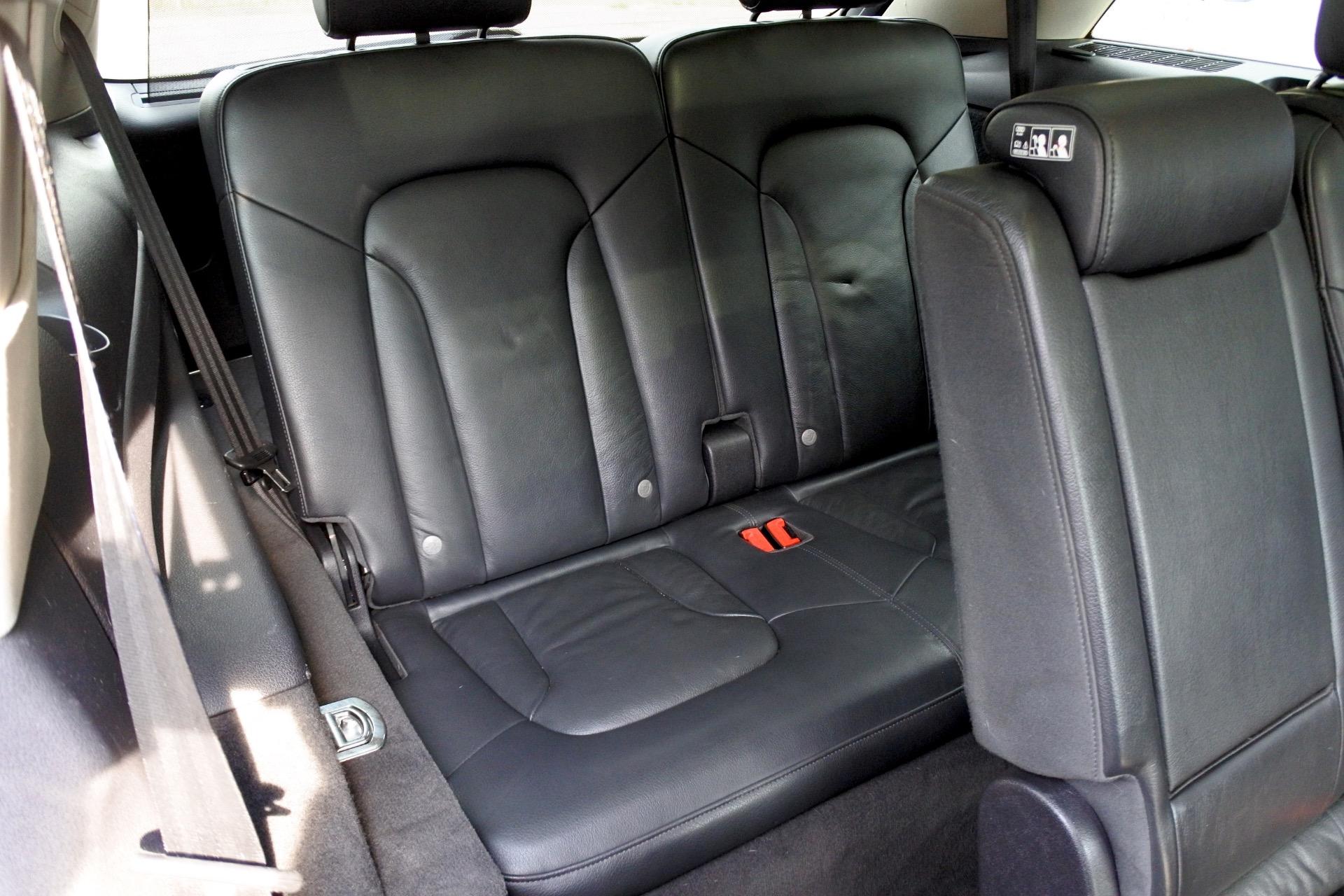 Used 2013 Audi Q7 TDI Premium Plus Used 2013 Audi Q7 TDI Premium Plus for sale  at Metro West Motorcars LLC in Shrewsbury MA 20