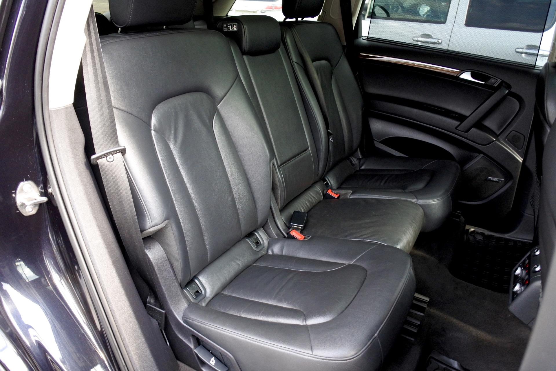 Used 2013 Audi Q7 TDI Premium Plus Used 2013 Audi Q7 TDI Premium Plus for sale  at Metro West Motorcars LLC in Shrewsbury MA 21