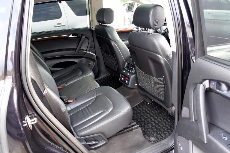 Used 2013 Audi Q7 TDI Premium Plus Quattro Used 2013 Audi Q7 TDI Premium Plus Quattro for sale  at Metro West Motorcars LLC in Shrewsbury MA 22