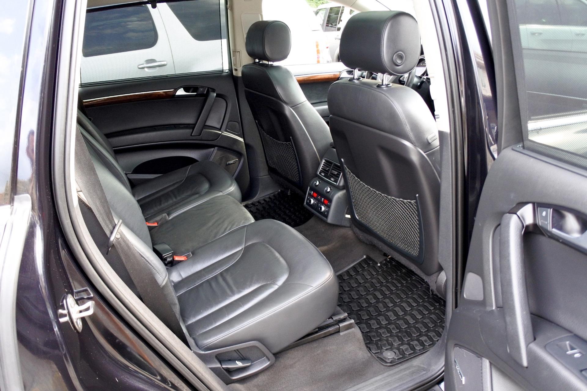 Used 2013 Audi Q7 TDI Premium Plus Used 2013 Audi Q7 TDI Premium Plus for sale  at Metro West Motorcars LLC in Shrewsbury MA 22