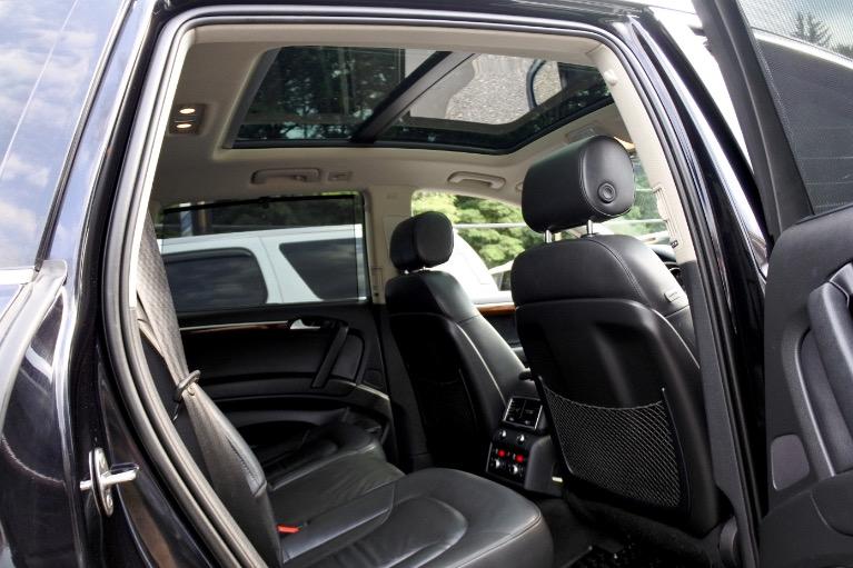 Used 2013 Audi Q7 TDI Premium Plus Quattro Used 2013 Audi Q7 TDI Premium Plus Quattro for sale  at Metro West Motorcars LLC in Shrewsbury MA 23