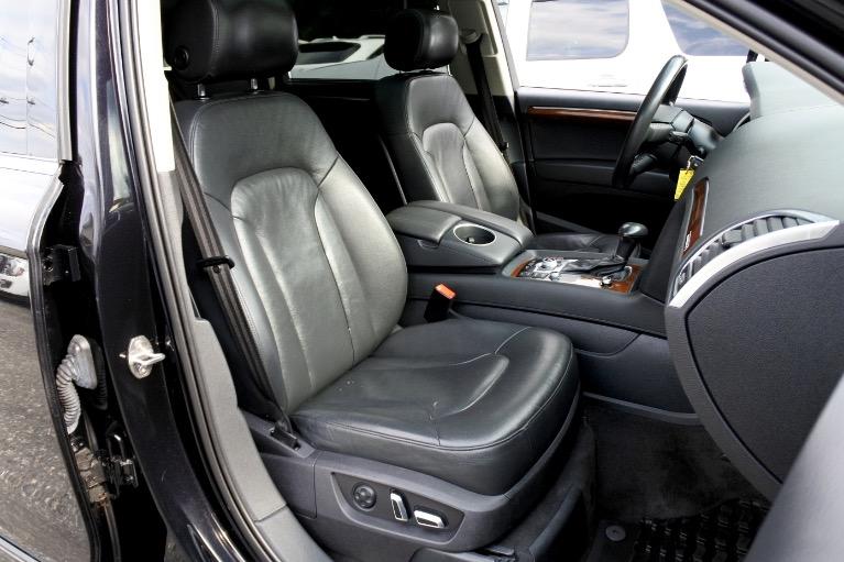 Used 2013 Audi Q7 TDI Premium Plus Quattro Used 2013 Audi Q7 TDI Premium Plus Quattro for sale  at Metro West Motorcars LLC in Shrewsbury MA 24
