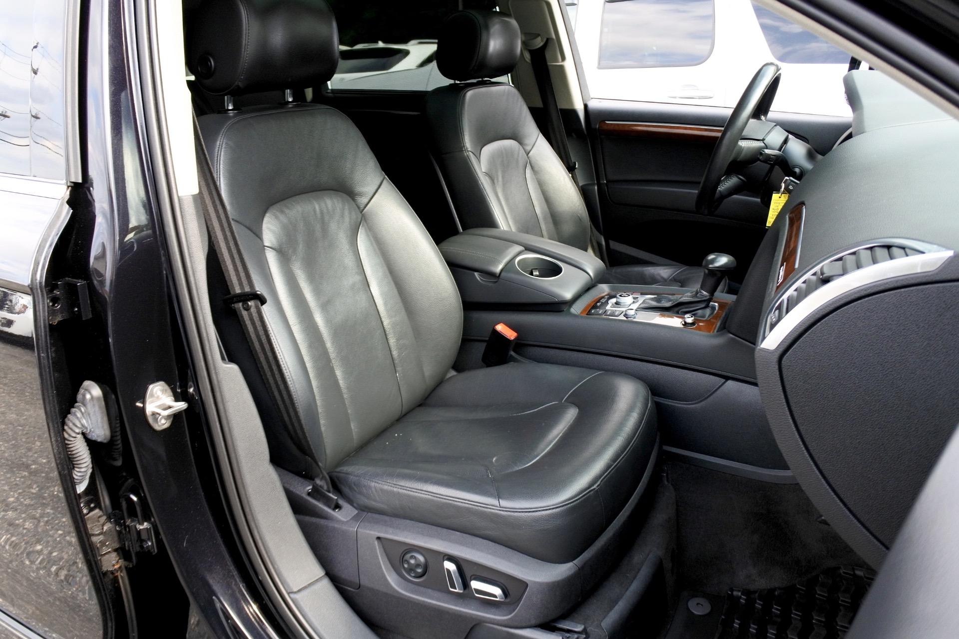 Used 2013 Audi Q7 TDI Premium Plus Used 2013 Audi Q7 TDI Premium Plus for sale  at Metro West Motorcars LLC in Shrewsbury MA 24