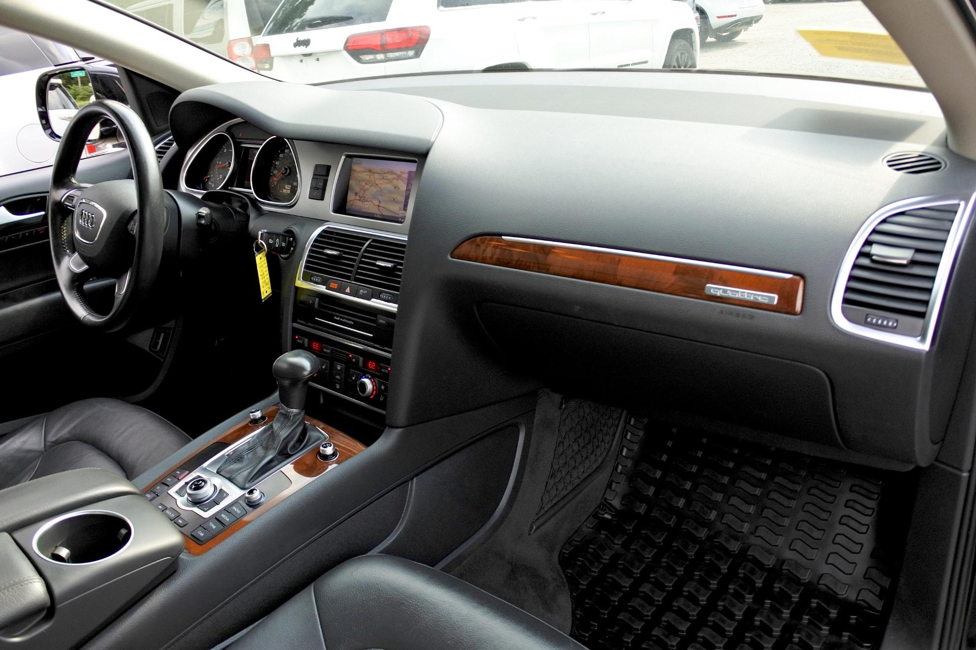 Used 2013 Audi Q7 TDI Premium Plus Used 2013 Audi Q7 TDI Premium Plus for sale  at Metro West Motorcars LLC in Shrewsbury MA 25