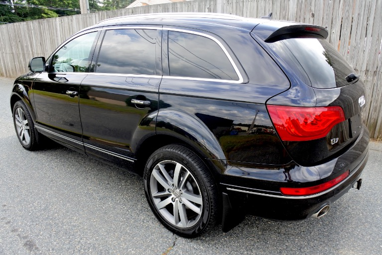Used 2013 Audi Q7 TDI Premium Plus Quattro Used 2013 Audi Q7 TDI Premium Plus Quattro for sale  at Metro West Motorcars LLC in Shrewsbury MA 3