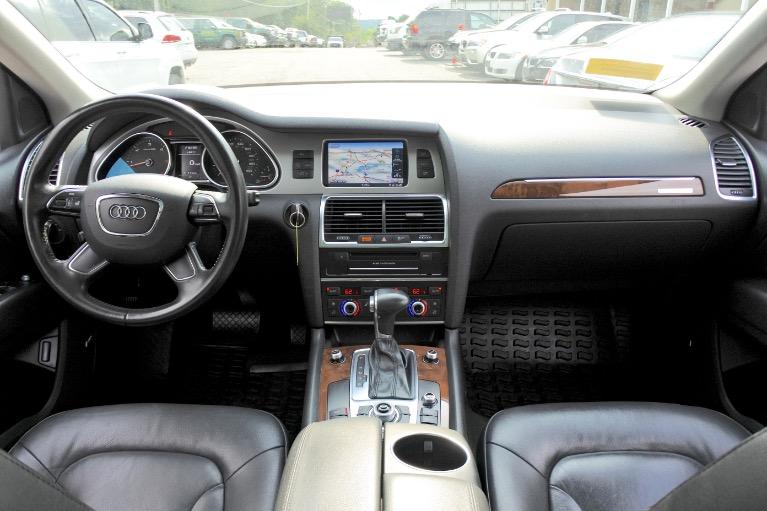 Used 2013 Audi Q7 TDI Premium Plus Quattro Used 2013 Audi Q7 TDI Premium Plus Quattro for sale  at Metro West Motorcars LLC in Shrewsbury MA 9