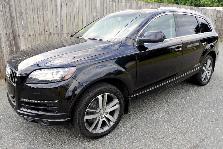 Used Used 2013 Audi Q7 TDI Premium Plus Quattro for sale $15,880 at Metro West Motorcars LLC in Shrewsbury MA