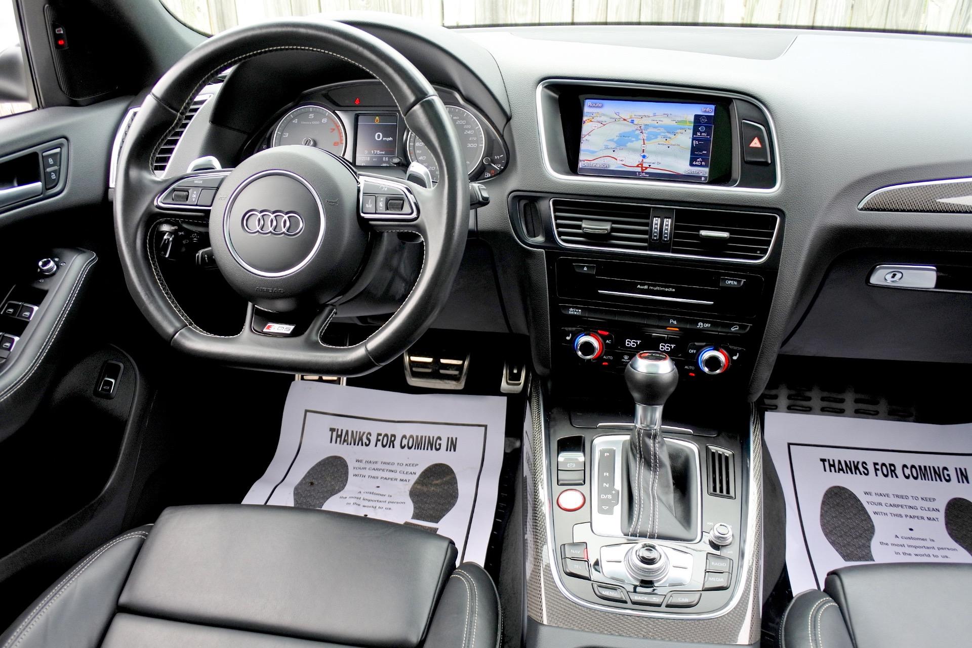 Used 2014 Audi Sq5 3.0 Quattro Used 2014 Audi Sq5 3.0 Quattro for sale  at Metro West Motorcars LLC in Shrewsbury MA 10