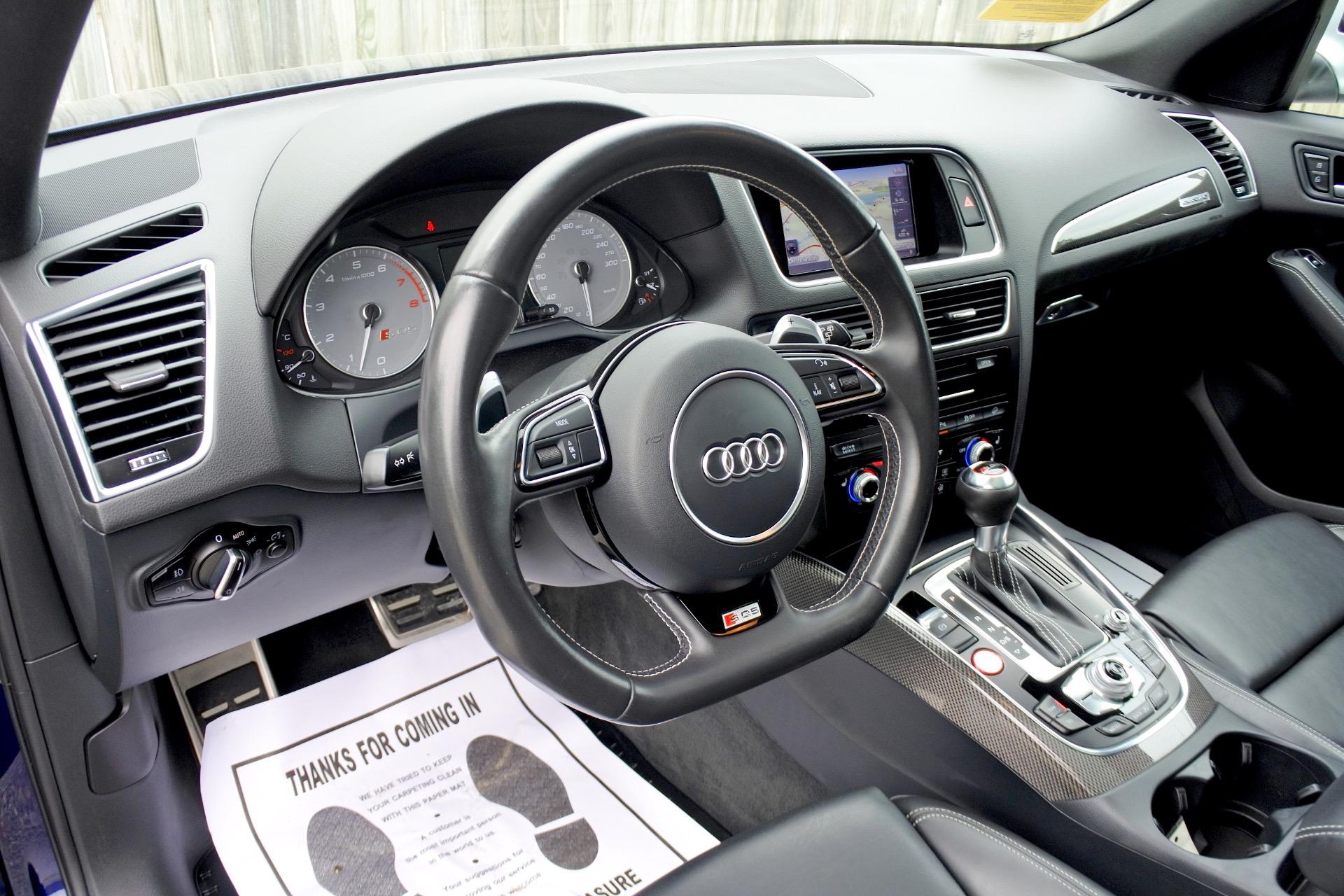 Used 2014 Audi Sq5 3.0 Quattro Used 2014 Audi Sq5 3.0 Quattro for sale  at Metro West Motorcars LLC in Shrewsbury MA 14