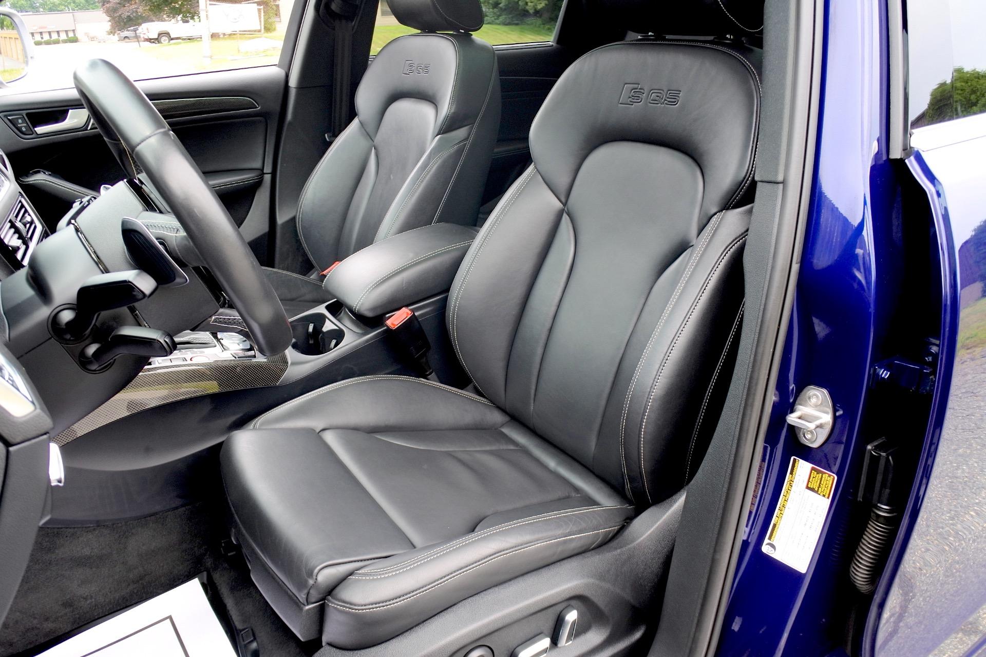 Used 2014 Audi Sq5 3.0 Quattro Used 2014 Audi Sq5 3.0 Quattro for sale  at Metro West Motorcars LLC in Shrewsbury MA 15