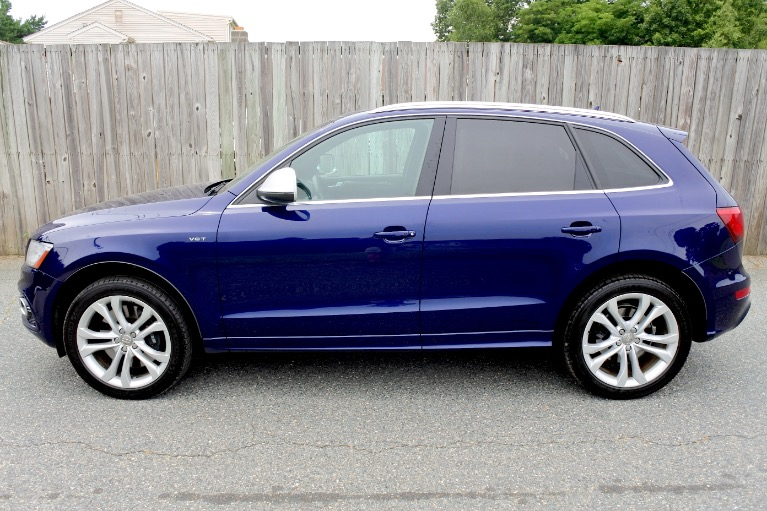 Used 2014 Audi Sq5 3.0 Quattro Used 2014 Audi Sq5 3.0 Quattro for sale  at Metro West Motorcars LLC in Shrewsbury MA 2