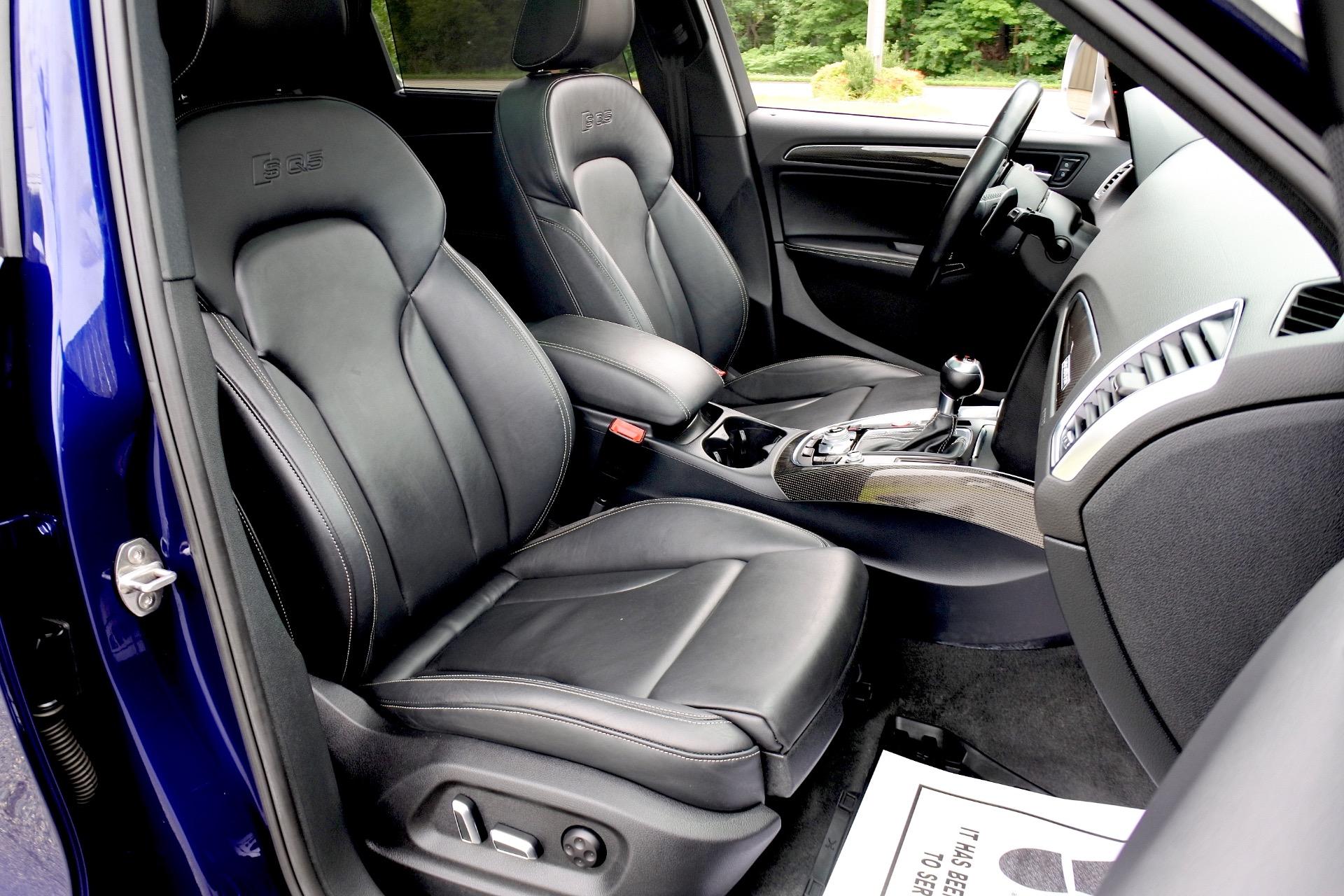 Used 2014 Audi Sq5 3.0 Quattro Used 2014 Audi Sq5 3.0 Quattro for sale  at Metro West Motorcars LLC in Shrewsbury MA 21