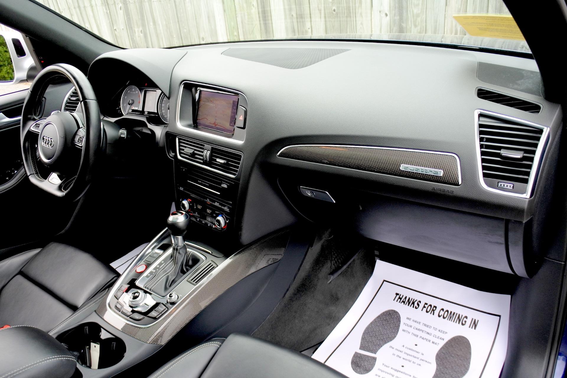Used 2014 Audi Sq5 3.0 Quattro Used 2014 Audi Sq5 3.0 Quattro for sale  at Metro West Motorcars LLC in Shrewsbury MA 22