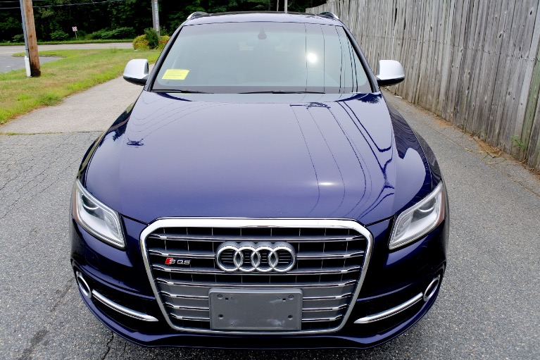 Used 2014 Audi Sq5 3.0 Quattro Used 2014 Audi Sq5 3.0 Quattro for sale  at Metro West Motorcars LLC in Shrewsbury MA 8