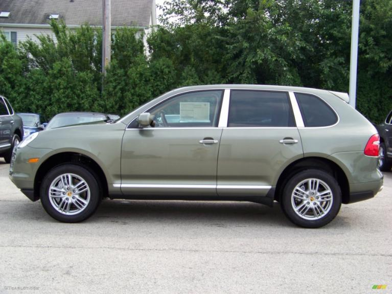 Used 2008 Porsche Cayenne S AWD Used 2008 Porsche Cayenne S AWD for sale  at Metro West Motorcars LLC in Shrewsbury MA 2