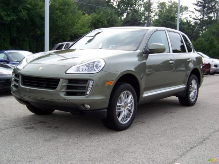 Used Used 2008 Porsche Cayenne S AWD for sale $9,995 at Metro West Motorcars LLC in Shrewsbury MA