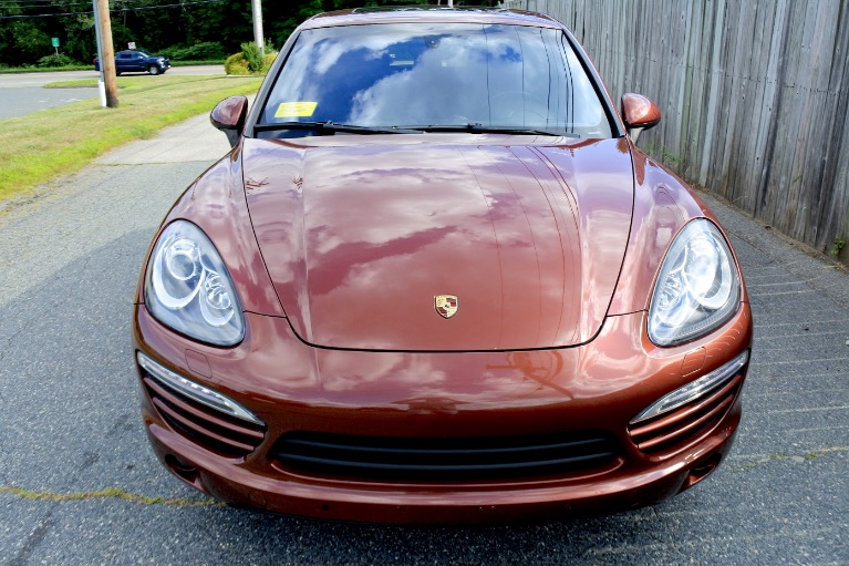 Used 2011 Porsche Cayenne AWD Used 2011 Porsche Cayenne AWD for sale  at Metro West Motorcars LLC in Shrewsbury MA 8
