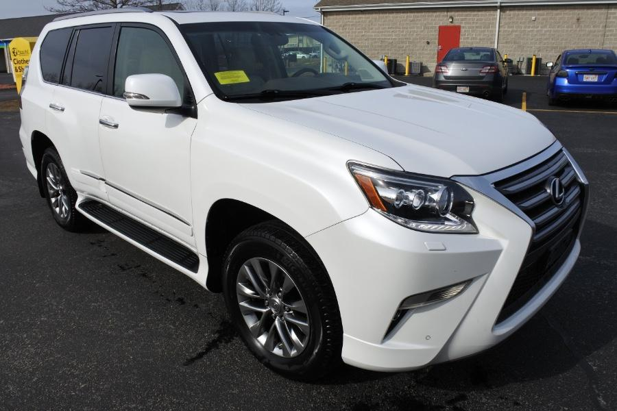 Used 2014 Lexus GX 460 Luxury Used 2014 Lexus GX 460 Luxury for sale  at Metro West Motorcars LLC in Shrewsbury MA 6