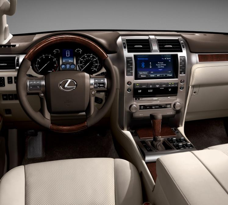Used 2014 Lexus GX 460 Luxury Used 2014 Lexus GX 460 Luxury for sale  at Metro West Motorcars LLC in Shrewsbury MA 8