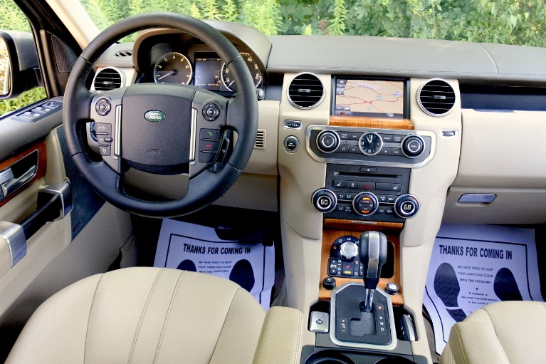 Used 2011 Land Rover Lr4 4WD 4dr V8 HSE Used 2011 Land Rover Lr4 4WD 4dr V8 HSE for sale  at Metro West Motorcars LLC in Shrewsbury MA 10