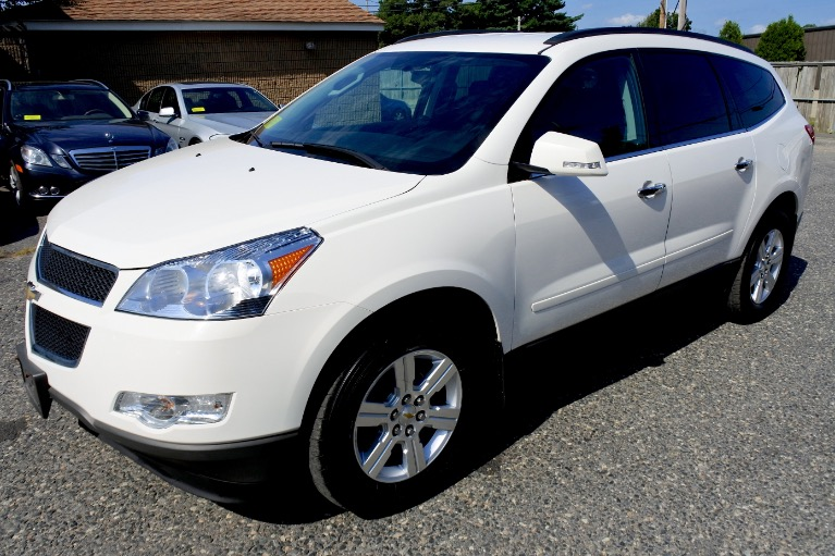 Used Used 2012 Chevrolet Traverse AWD 4dr LT w/1LT for sale $10,885 at Metro West Motorcars LLC in Shrewsbury MA