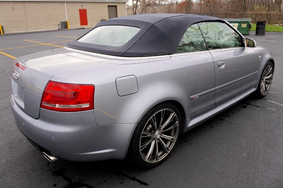 Used 2008 Audi RS 4 2dr Cabriolet Used 2008 Audi RS 4 2dr Cabriolet for sale  at Metro West Motorcars LLC in Shrewsbury MA 13