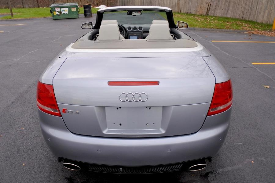 Used 2008 Audi RS 4 2dr Cabriolet Used 2008 Audi RS 4 2dr Cabriolet for sale  at Metro West Motorcars LLC in Shrewsbury MA 4
