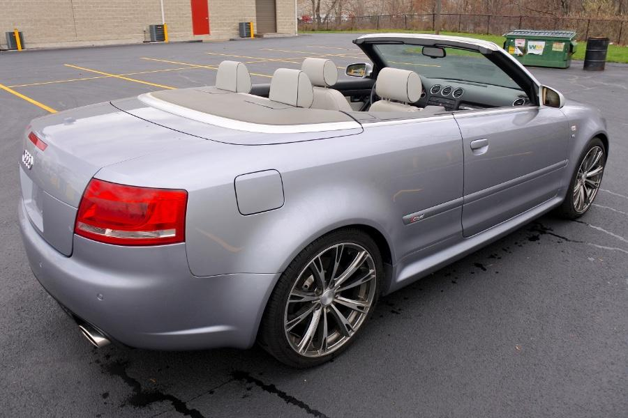 Used 2008 Audi RS 4 2dr Cabriolet Used 2008 Audi RS 4 2dr Cabriolet for sale  at Metro West Motorcars LLC in Shrewsbury MA 5