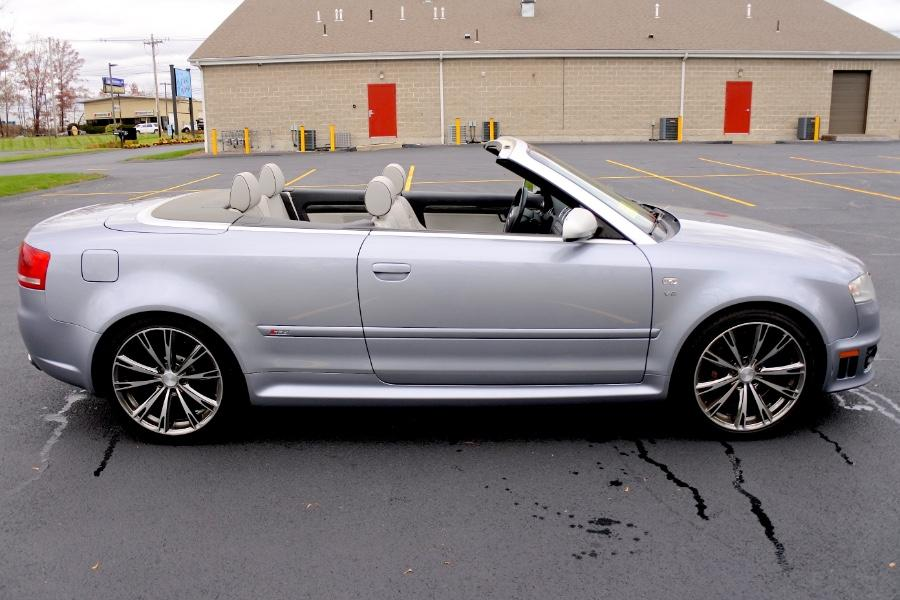 Used 2008 Audi RS 4 2dr Cabriolet Used 2008 Audi RS 4 2dr Cabriolet for sale  at Metro West Motorcars LLC in Shrewsbury MA 6