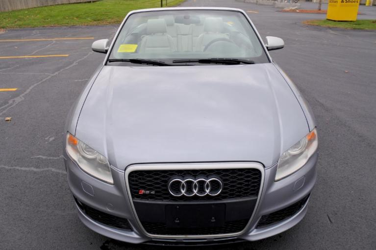 Used 2008 Audi RS 4 2dr Cabriolet Used 2008 Audi RS 4 2dr Cabriolet for sale  at Metro West Motorcars LLC in Shrewsbury MA 8
